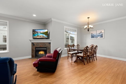 Clean, spacious townhouse for sale on Robson Place in Sahali, Kamloops, BC.