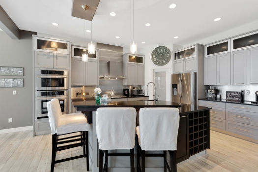 The perfect kitchen for entertaining in Juniper Heights.